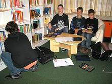 Schulleben_Bücherei