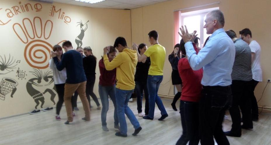 9.0 Tanzschule in Bewegung