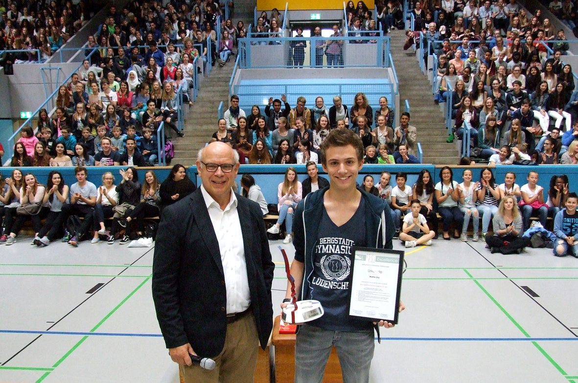 Verleihung des BGL-Excellence Preises