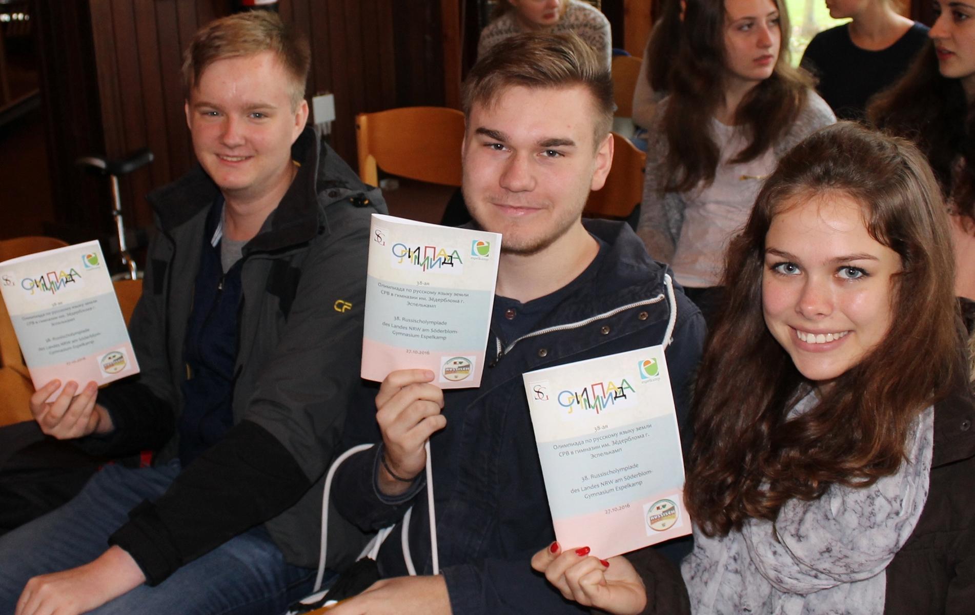 3 Teilnehmer