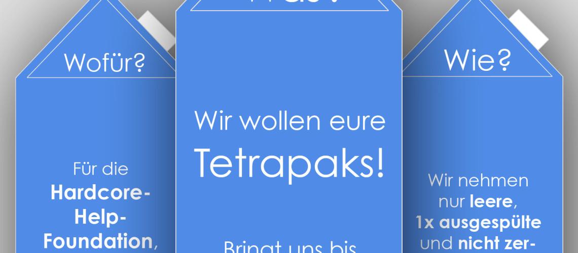 Tetrapak-Aktion