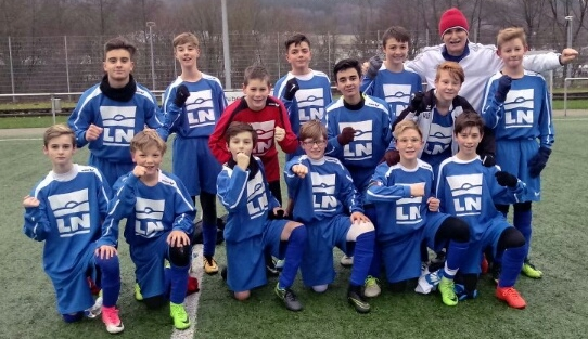WK III Fußball BGL