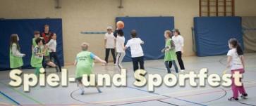 Spiel- und Sportfest 2014