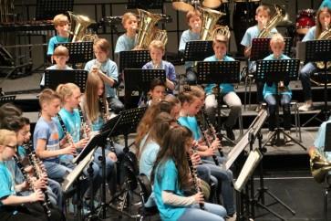 Bergloewen-Musikklassen6a-b-viele