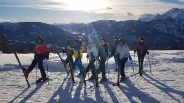 Skifahrt St. Martin 2018